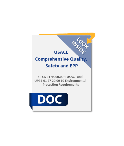 941_USACE_Comprehensive_Quality_Safety_and_Environmental_Plan_Product_Image_Smaller_Text