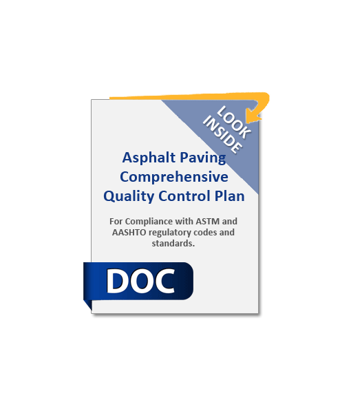 960_Asphalt_Paving_Comprehensive_Quality_Control_Plan_Product_Image