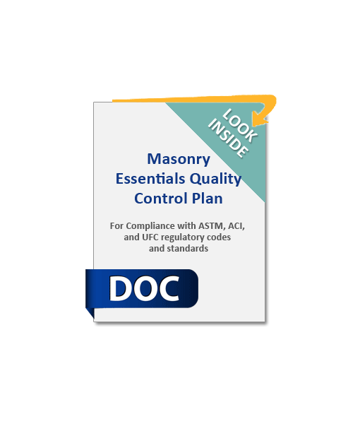965_Masonry_Essentials_Quality_Control_Plan_Product_Image