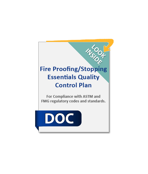 969_Fire_Proofing_Stopping_Essentials_Quality_Control_Plan_Product_Image