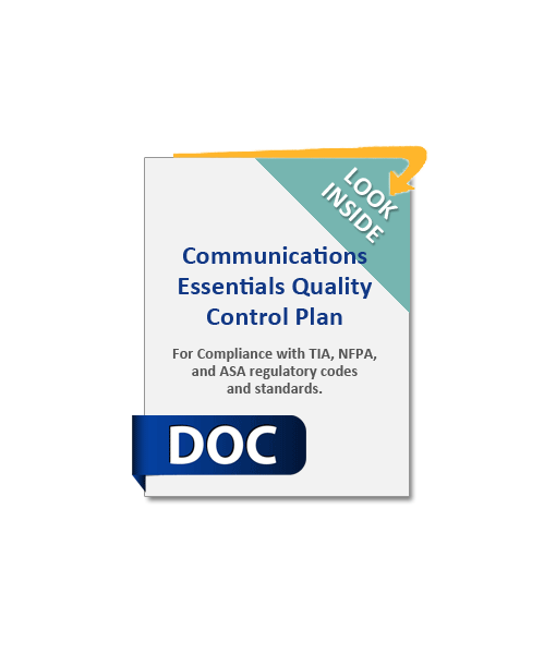 973_Communications_Essentials_Quality_Control_Plan_Product_Image