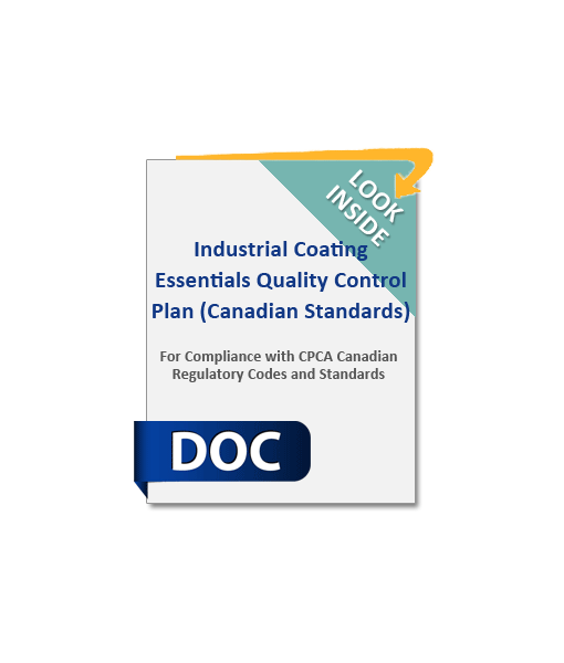 1009_Industrial_Coating_Essentials_Quality_Control_Plan_Canadian_Standards_Product_Image