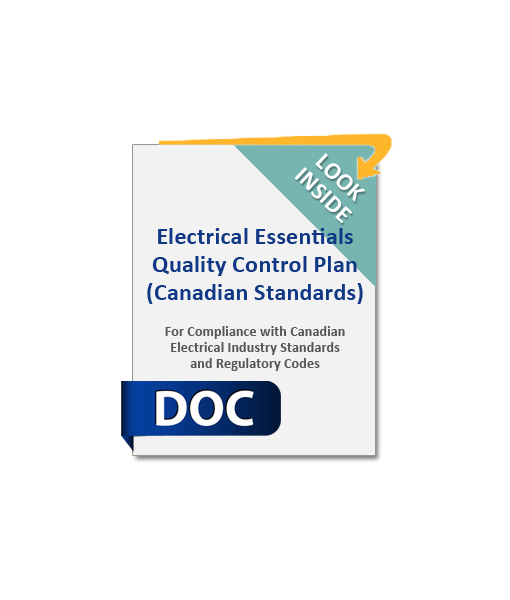 999_Electrical_Essentials_Quality_Control_Plan_Canadian_Standards_Product_Image