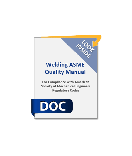 1016_Welding_ASME_Quality_Manual_Product_Image