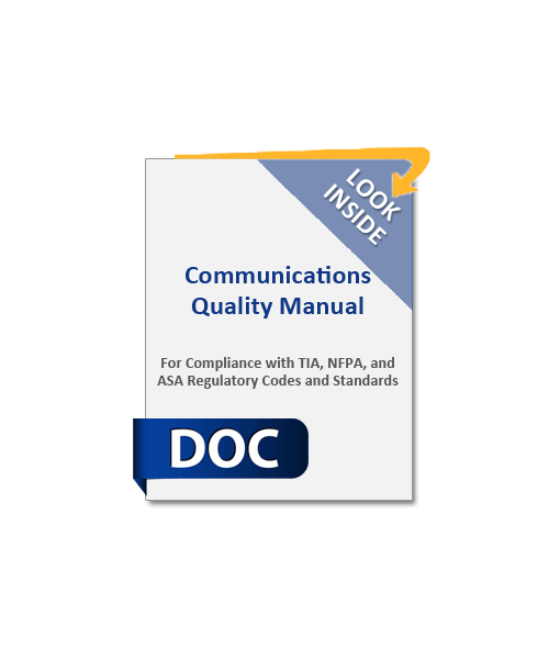 1024_Communications_Quality_Manual_Product_Image