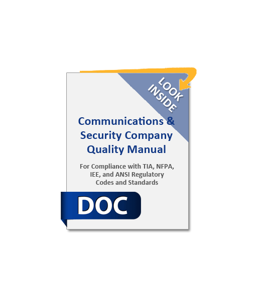 1025_Communications-and-Security_Quality_Manual_Product_Image
