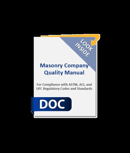 1037_masonry_Quality_Manual_Product_Image