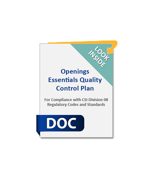 1062_Openings_Essentials_Quality_Control_Plan_Product_Image